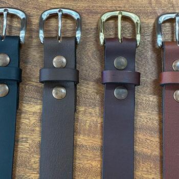 Full Grain Leather Belt Casual Wear