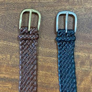 Kangaroo Leather Belt