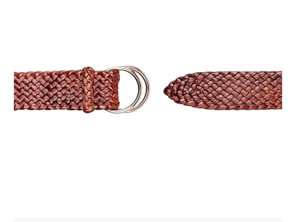 Kangaroo Leather Belt 12 Strands