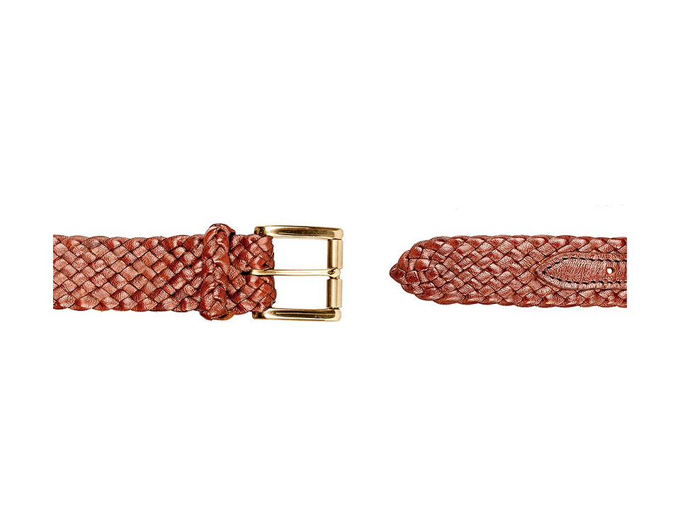 Kangaroo Leather Belt 10 Strand