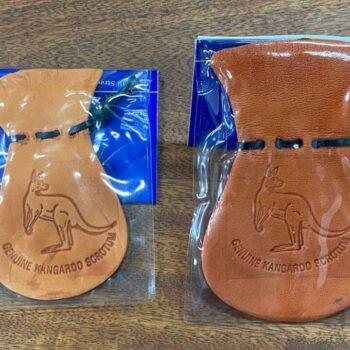 Kangaroo Skin Scrotum Pouch