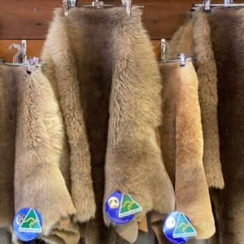 Kangaroo Skin Fur Hides